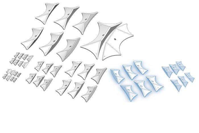 BATS Comolete mit Dualtex